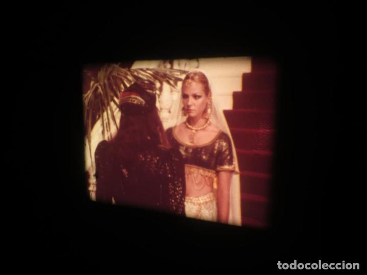 Cine: SANDOKÁN SERIE TV -SUPER 8 MM- 6 x 180 MTS-RETRO-VINTAGE FILM-EXCELLENT-COLOR IMPECABLE - Foto 263 - 189679777