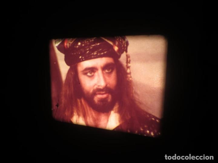 Cine: SANDOKÁN SERIE TV -SUPER 8 MM- 6 x 180 MTS-RETRO-VINTAGE FILM-EXCELLENT-COLOR IMPECABLE - Foto 264 - 189679777