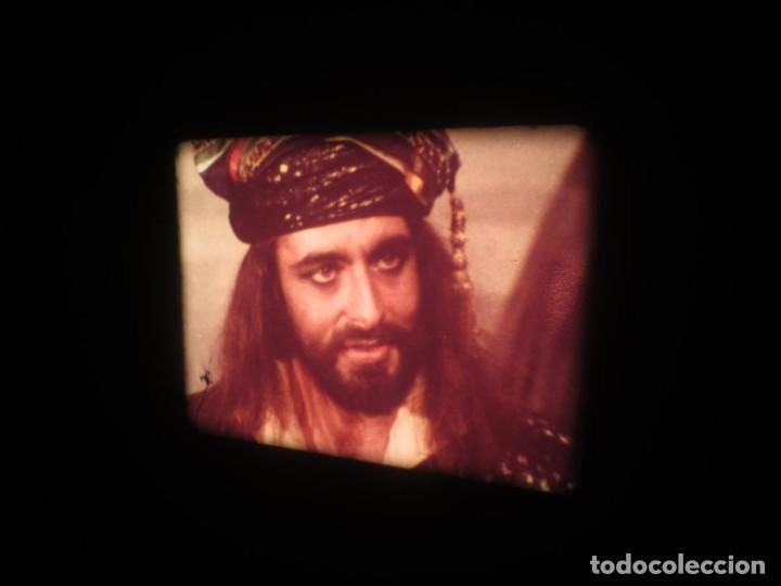 Cine: SANDOKÁN SERIE TV -SUPER 8 MM- 6 x 180 MTS-RETRO-VINTAGE FILM-EXCELLENT-COLOR IMPECABLE - Foto 265 - 189679777