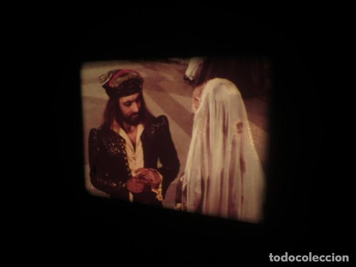 Cine: SANDOKÁN SERIE TV -SUPER 8 MM- 6 x 180 MTS-RETRO-VINTAGE FILM-EXCELLENT-COLOR IMPECABLE - Foto 266 - 189679777