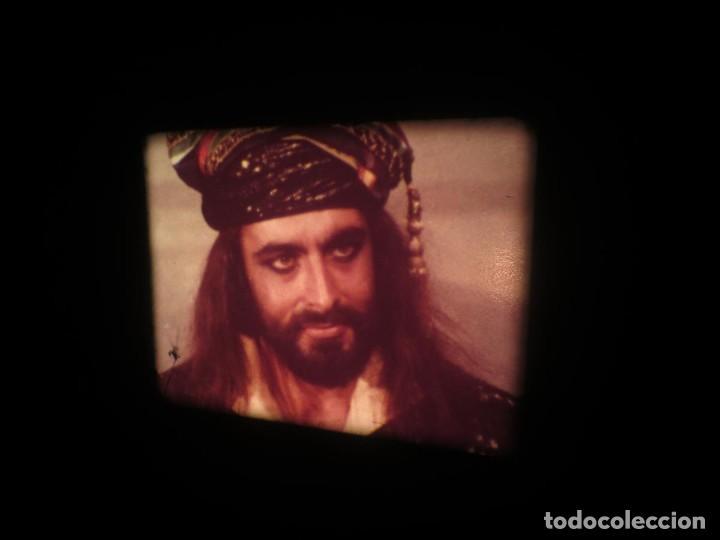 Cine: SANDOKÁN SERIE TV -SUPER 8 MM- 6 x 180 MTS-RETRO-VINTAGE FILM-EXCELLENT-COLOR IMPECABLE - Foto 268 - 189679777