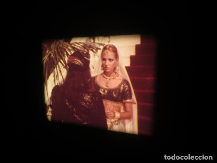 Cine: SANDOKÁN SERIE TV -SUPER 8 MM- 6 x 180 MTS-RETRO-VINTAGE FILM-EXCELLENT-COLOR IMPECABLE - Foto 271 - 189679777