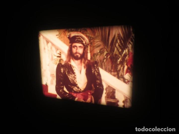 Cine: SANDOKÁN SERIE TV -SUPER 8 MM- 6 x 180 MTS-RETRO-VINTAGE FILM-EXCELLENT-COLOR IMPECABLE - Foto 272 - 189679777