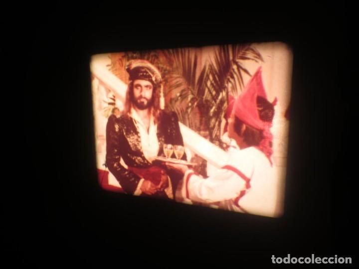Cine: SANDOKÁN SERIE TV -SUPER 8 MM- 6 x 180 MTS-RETRO-VINTAGE FILM-EXCELLENT-COLOR IMPECABLE - Foto 273 - 189679777
