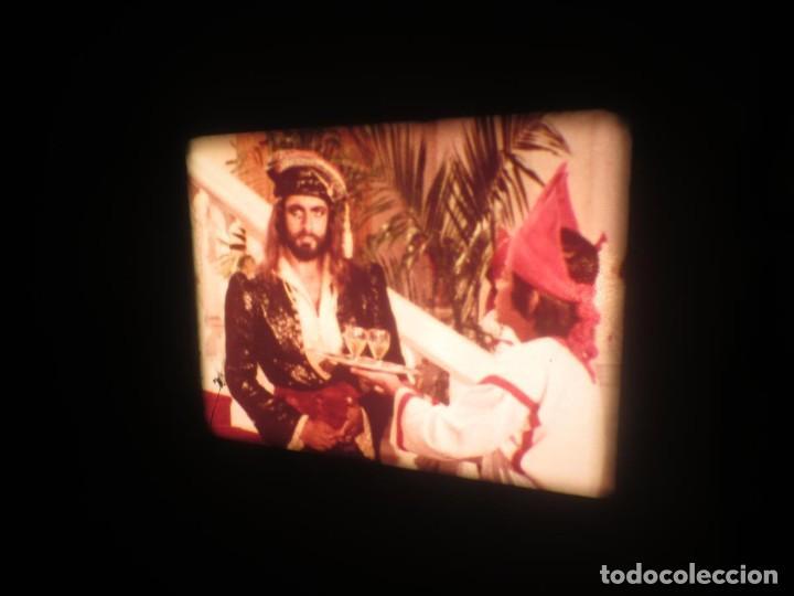 Cine: SANDOKÁN SERIE TV -SUPER 8 MM- 6 x 180 MTS-RETRO-VINTAGE FILM-EXCELLENT-COLOR IMPECABLE - Foto 274 - 189679777