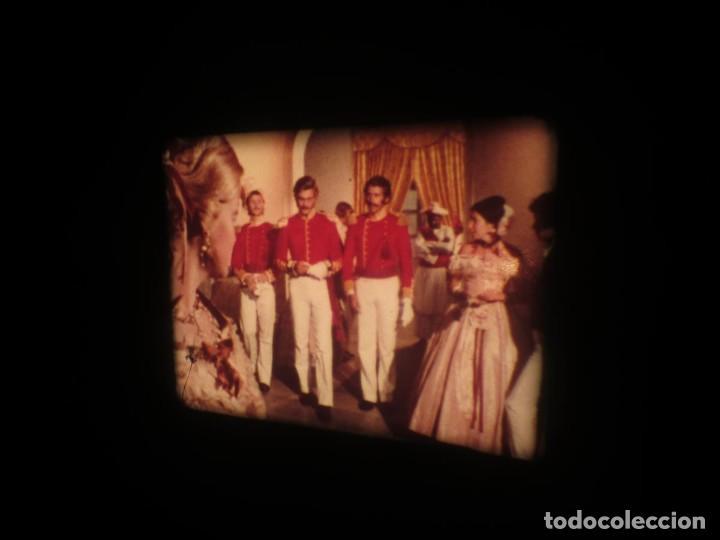 Cine: SANDOKÁN SERIE TV -SUPER 8 MM- 6 x 180 MTS-RETRO-VINTAGE FILM-EXCELLENT-COLOR IMPECABLE - Foto 275 - 189679777