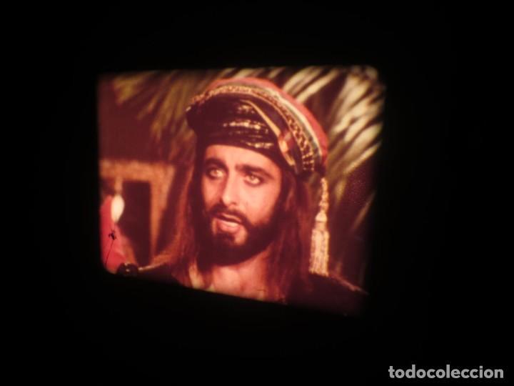 Cine: SANDOKÁN SERIE TV -SUPER 8 MM- 6 x 180 MTS-RETRO-VINTAGE FILM-EXCELLENT-COLOR IMPECABLE - Foto 278 - 189679777