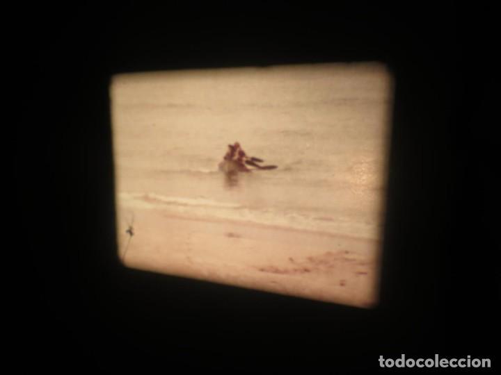 Cine: SANDOKÁN SERIE TV -SUPER 8 MM- 6 x 180 MTS-RETRO-VINTAGE FILM-EXCELLENT-COLOR IMPECABLE - Foto 279 - 189679777