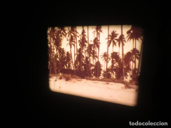 Cine: SANDOKÁN SERIE TV -SUPER 8 MM- 6 x 180 MTS-RETRO-VINTAGE FILM-EXCELLENT-COLOR IMPECABLE - Foto 287 - 189679777