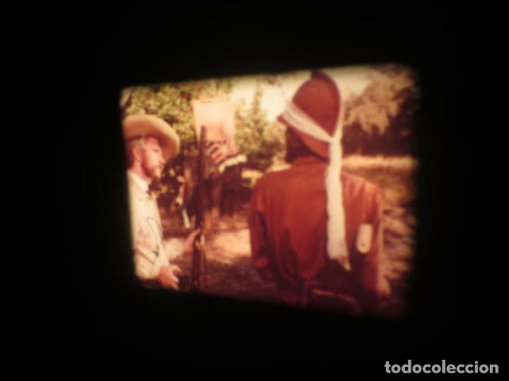 Cine: SANDOKÁN SERIE TV -SUPER 8 MM- 6 x 180 MTS-RETRO-VINTAGE FILM-EXCELLENT-COLOR IMPECABLE - Foto 288 - 189679777