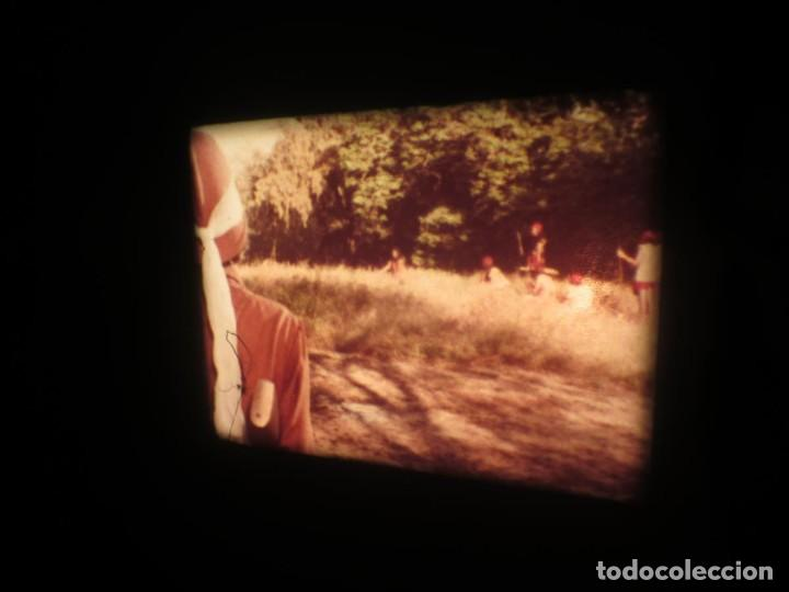 Cine: SANDOKÁN SERIE TV -SUPER 8 MM- 6 x 180 MTS-RETRO-VINTAGE FILM-EXCELLENT-COLOR IMPECABLE - Foto 289 - 189679777