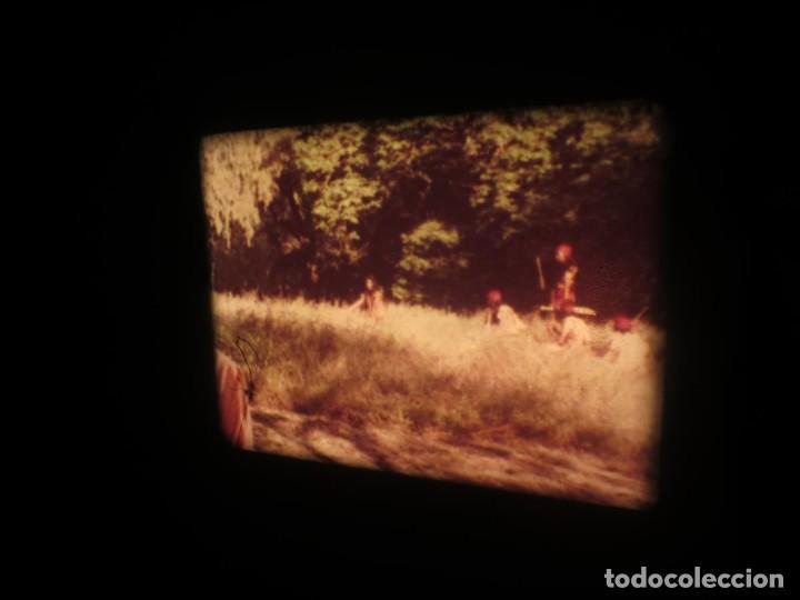 Cine: SANDOKÁN SERIE TV -SUPER 8 MM- 6 x 180 MTS-RETRO-VINTAGE FILM-EXCELLENT-COLOR IMPECABLE - Foto 290 - 189679777
