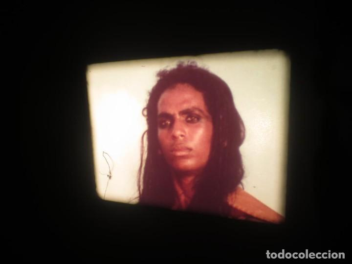 Cine: SANDOKÁN SERIE TV -SUPER 8 MM- 6 x 180 MTS-RETRO-VINTAGE FILM-EXCELLENT-COLOR IMPECABLE - Foto 293 - 189679777