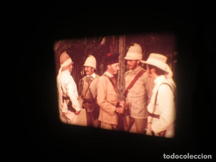 Cine: SANDOKÁN SERIE TV -SUPER 8 MM- 6 x 180 MTS-RETRO-VINTAGE FILM-EXCELLENT-COLOR IMPECABLE - Foto 294 - 189679777