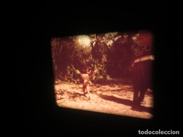 Cine: SANDOKÁN SERIE TV -SUPER 8 MM- 6 x 180 MTS-RETRO-VINTAGE FILM-EXCELLENT-COLOR IMPECABLE - Foto 295 - 189679777