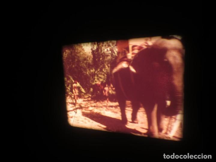 Cine: SANDOKÁN SERIE TV -SUPER 8 MM- 6 x 180 MTS-RETRO-VINTAGE FILM-EXCELLENT-COLOR IMPECABLE - Foto 296 - 189679777