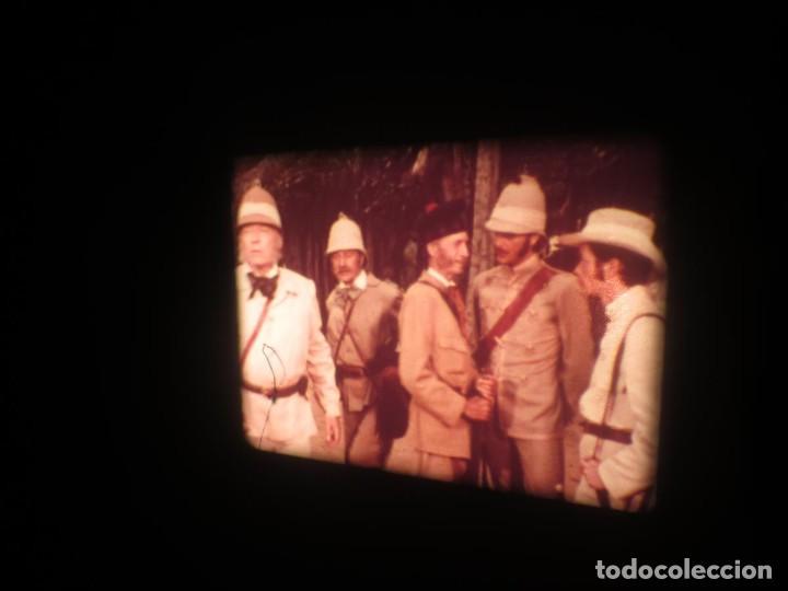 Cine: SANDOKÁN SERIE TV -SUPER 8 MM- 6 x 180 MTS-RETRO-VINTAGE FILM-EXCELLENT-COLOR IMPECABLE - Foto 297 - 189679777