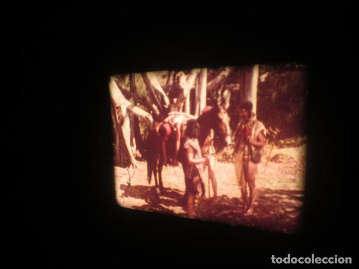 Cine: SANDOKÁN SERIE TV -SUPER 8 MM- 6 x 180 MTS-RETRO-VINTAGE FILM-EXCELLENT-COLOR IMPECABLE - Foto 298 - 189679777