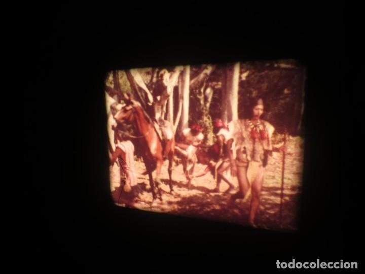 Cine: SANDOKÁN SERIE TV -SUPER 8 MM- 6 x 180 MTS-RETRO-VINTAGE FILM-EXCELLENT-COLOR IMPECABLE - Foto 299 - 189679777