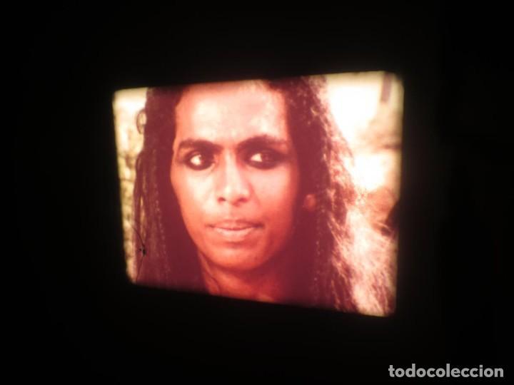 Cine: SANDOKÁN SERIE TV -SUPER 8 MM- 6 x 180 MTS-RETRO-VINTAGE FILM-EXCELLENT-COLOR IMPECABLE - Foto 300 - 189679777