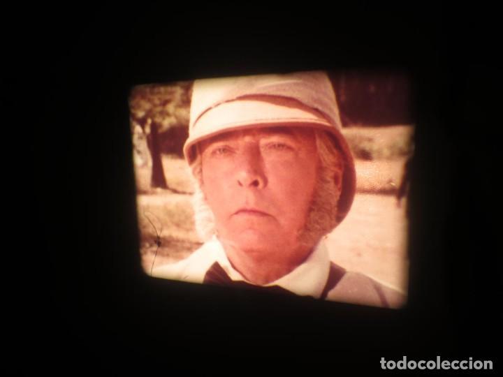 Cine: SANDOKÁN SERIE TV -SUPER 8 MM- 6 x 180 MTS-RETRO-VINTAGE FILM-EXCELLENT-COLOR IMPECABLE - Foto 301 - 189679777