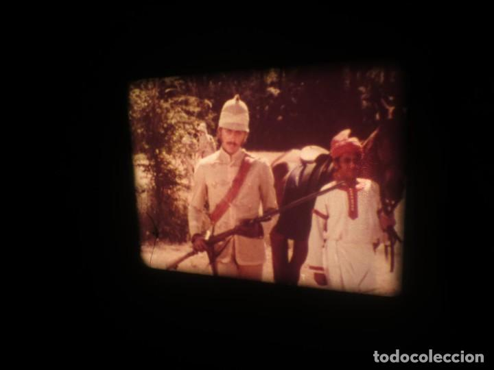 Cine: SANDOKÁN SERIE TV -SUPER 8 MM- 6 x 180 MTS-RETRO-VINTAGE FILM-EXCELLENT-COLOR IMPECABLE - Foto 302 - 189679777