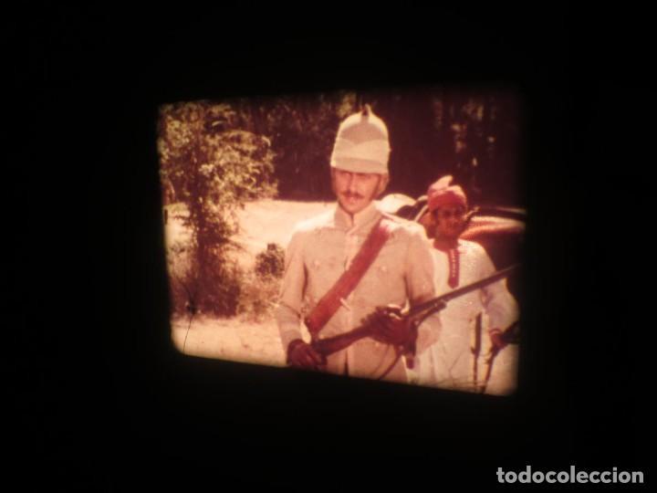 Cine: SANDOKÁN SERIE TV -SUPER 8 MM- 6 x 180 MTS-RETRO-VINTAGE FILM-EXCELLENT-COLOR IMPECABLE - Foto 303 - 189679777