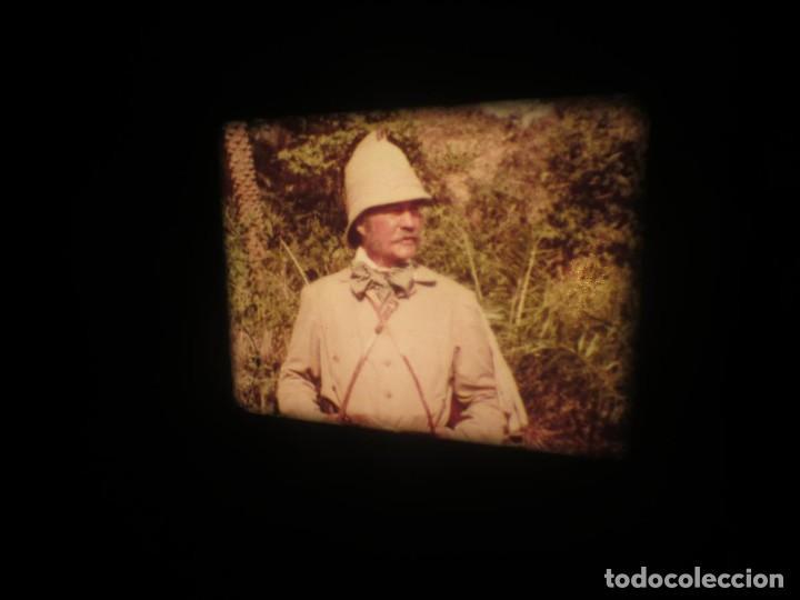 Cine: SANDOKÁN SERIE TV -SUPER 8 MM- 6 x 180 MTS-RETRO-VINTAGE FILM-EXCELLENT-COLOR IMPECABLE - Foto 304 - 189679777