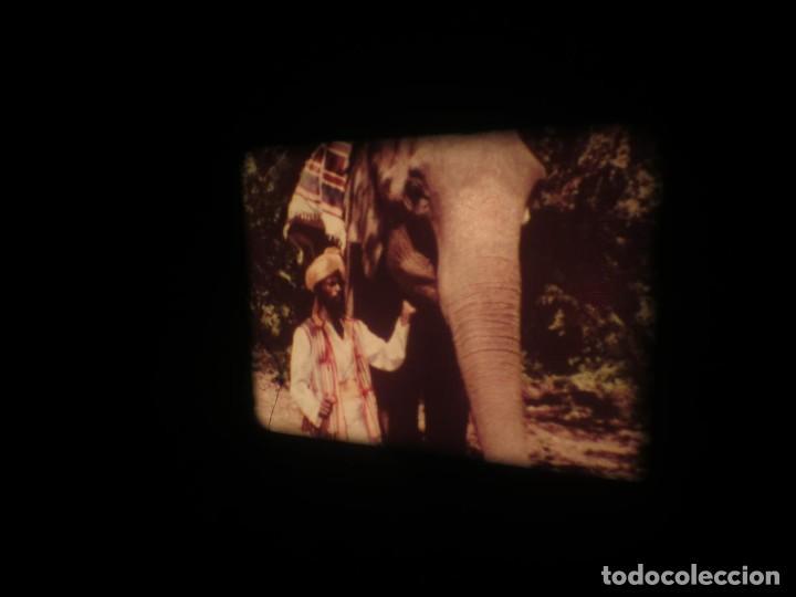 Cine: SANDOKÁN SERIE TV -SUPER 8 MM- 6 x 180 MTS-RETRO-VINTAGE FILM-EXCELLENT-COLOR IMPECABLE - Foto 305 - 189679777