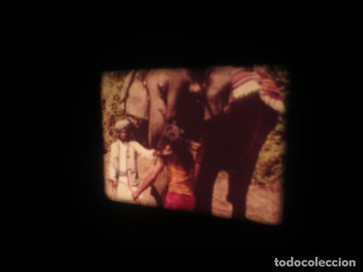 Cine: SANDOKÁN SERIE TV -SUPER 8 MM- 6 x 180 MTS-RETRO-VINTAGE FILM-EXCELLENT-COLOR IMPECABLE - Foto 306 - 189679777