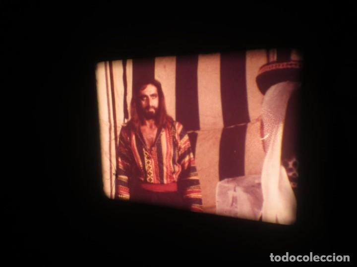 Cine: SANDOKÁN SERIE TV -SUPER 8 MM- 6 x 180 MTS-RETRO-VINTAGE FILM-EXCELLENT-COLOR IMPECABLE - Foto 307 - 189679777