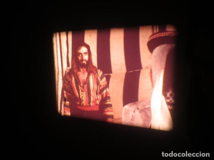 Cine: SANDOKÁN SERIE TV -SUPER 8 MM- 6 x 180 MTS-RETRO-VINTAGE FILM-EXCELLENT-COLOR IMPECABLE - Foto 308 - 189679777