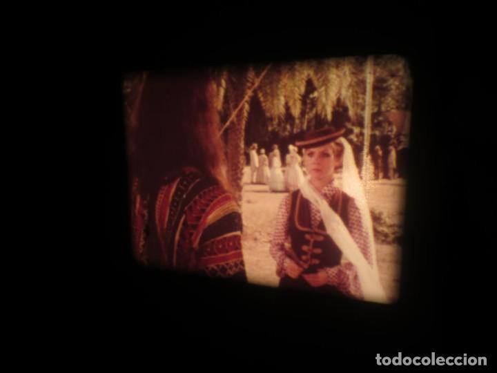 Cine: SANDOKÁN SERIE TV -SUPER 8 MM- 6 x 180 MTS-RETRO-VINTAGE FILM-EXCELLENT-COLOR IMPECABLE - Foto 309 - 189679777