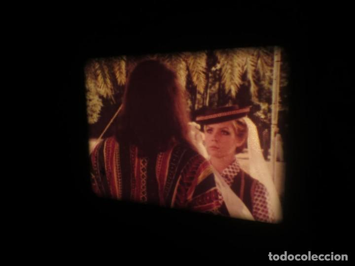 Cine: SANDOKÁN SERIE TV -SUPER 8 MM- 6 x 180 MTS-RETRO-VINTAGE FILM-EXCELLENT-COLOR IMPECABLE - Foto 310 - 189679777