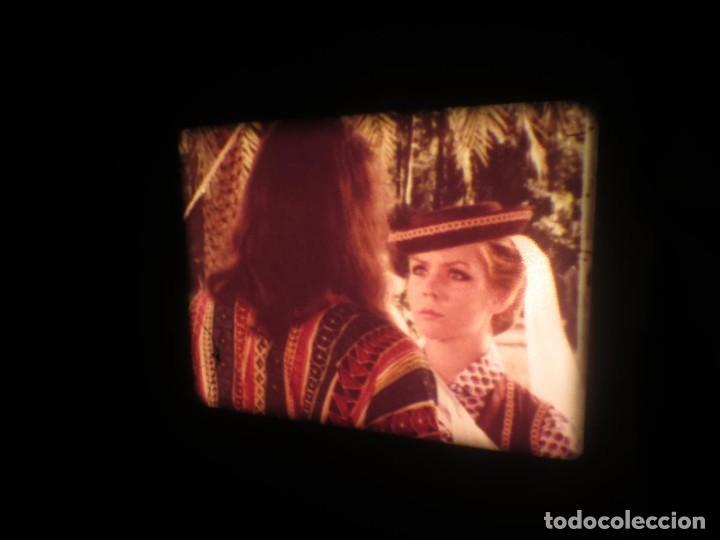 Cine: SANDOKÁN SERIE TV -SUPER 8 MM- 6 x 180 MTS-RETRO-VINTAGE FILM-EXCELLENT-COLOR IMPECABLE - Foto 311 - 189679777