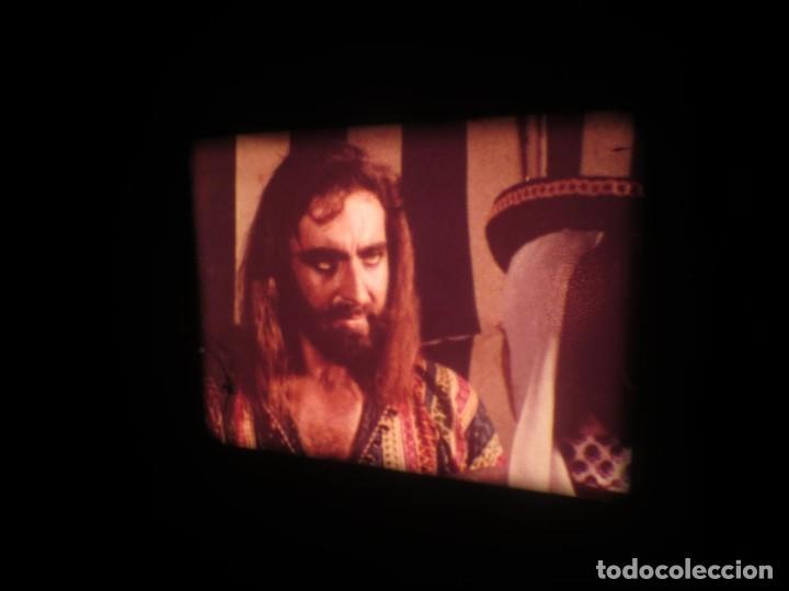Cine: SANDOKÁN SERIE TV -SUPER 8 MM- 6 x 180 MTS-RETRO-VINTAGE FILM-EXCELLENT-COLOR IMPECABLE - Foto 312 - 189679777