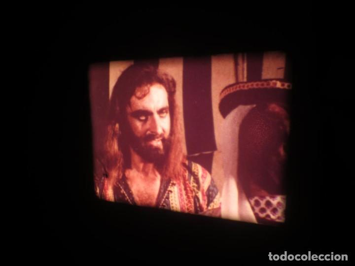 Cine: SANDOKÁN SERIE TV -SUPER 8 MM- 6 x 180 MTS-RETRO-VINTAGE FILM-EXCELLENT-COLOR IMPECABLE - Foto 313 - 189679777