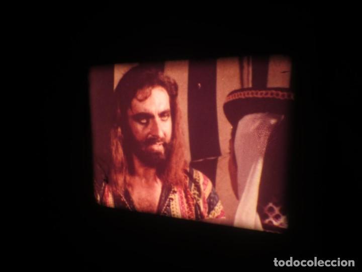Cine: SANDOKÁN SERIE TV -SUPER 8 MM- 6 x 180 MTS-RETRO-VINTAGE FILM-EXCELLENT-COLOR IMPECABLE - Foto 314 - 189679777