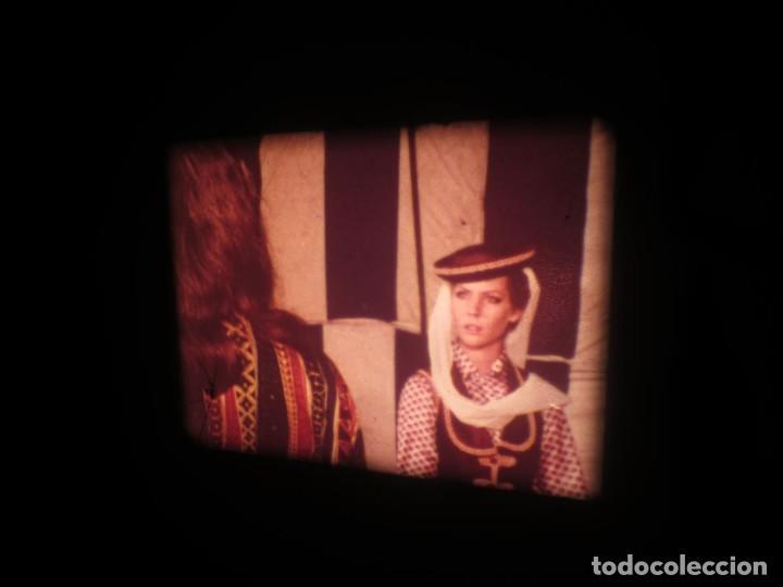 Cine: SANDOKÁN SERIE TV -SUPER 8 MM- 6 x 180 MTS-RETRO-VINTAGE FILM-EXCELLENT-COLOR IMPECABLE - Foto 315 - 189679777