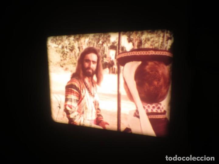 Cine: SANDOKÁN SERIE TV -SUPER 8 MM- 6 x 180 MTS-RETRO-VINTAGE FILM-EXCELLENT-COLOR IMPECABLE - Foto 316 - 189679777