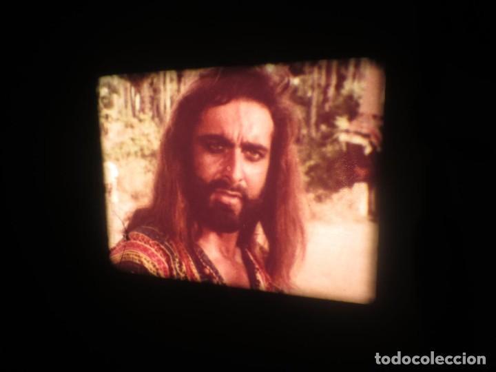 Cine: SANDOKÁN SERIE TV -SUPER 8 MM- 6 x 180 MTS-RETRO-VINTAGE FILM-EXCELLENT-COLOR IMPECABLE - Foto 317 - 189679777