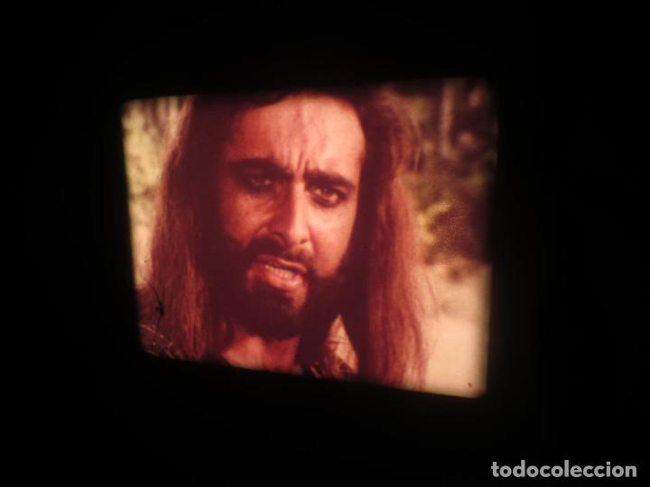 Cine: SANDOKÁN SERIE TV -SUPER 8 MM- 6 x 180 MTS-RETRO-VINTAGE FILM-EXCELLENT-COLOR IMPECABLE - Foto 318 - 189679777