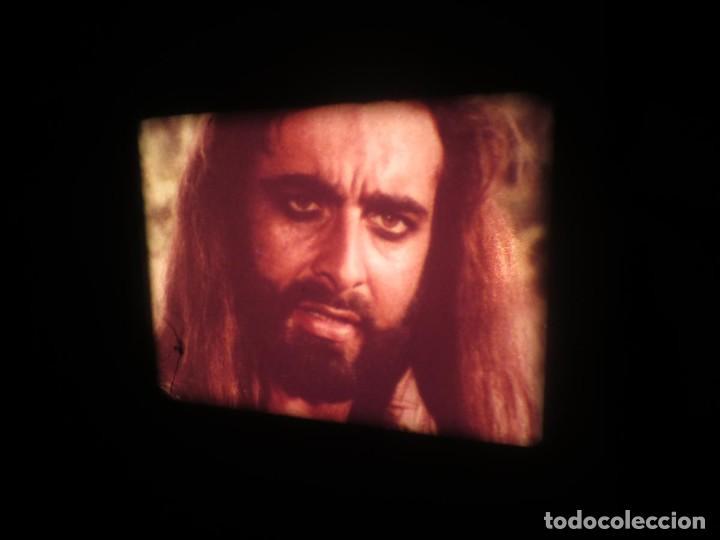 Cine: SANDOKÁN SERIE TV -SUPER 8 MM- 6 x 180 MTS-RETRO-VINTAGE FILM-EXCELLENT-COLOR IMPECABLE - Foto 319 - 189679777