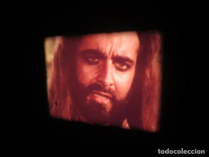 Cine: SANDOKÁN SERIE TV -SUPER 8 MM- 6 x 180 MTS-RETRO-VINTAGE FILM-EXCELLENT-COLOR IMPECABLE - Foto 320 - 189679777
