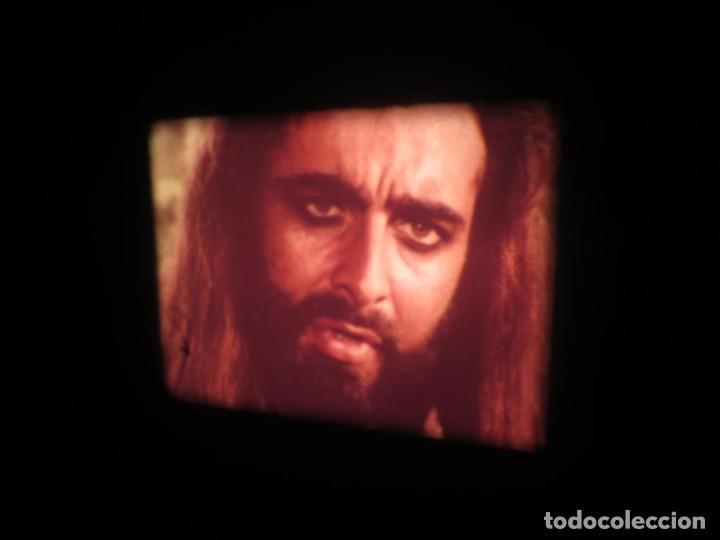 Cine: SANDOKÁN SERIE TV -SUPER 8 MM- 6 x 180 MTS-RETRO-VINTAGE FILM-EXCELLENT-COLOR IMPECABLE - Foto 321 - 189679777