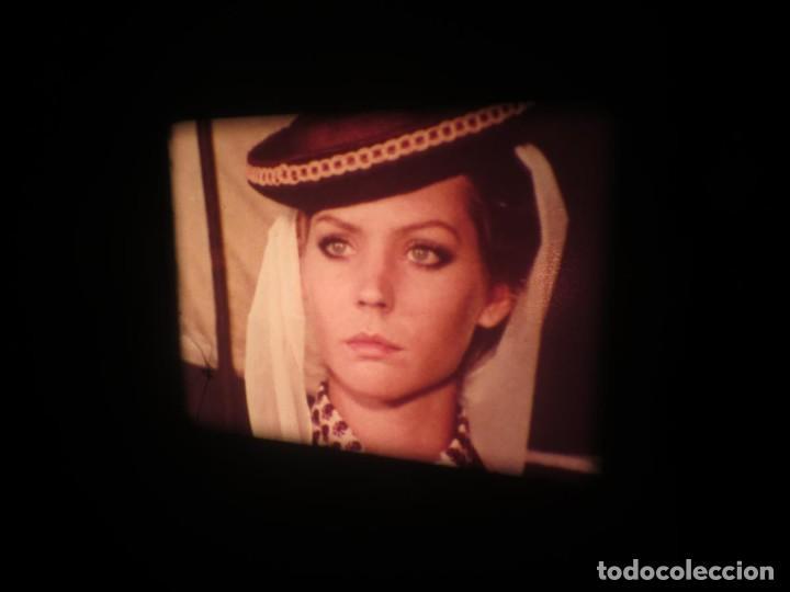 Cine: SANDOKÁN SERIE TV -SUPER 8 MM- 6 x 180 MTS-RETRO-VINTAGE FILM-EXCELLENT-COLOR IMPECABLE - Foto 322 - 189679777