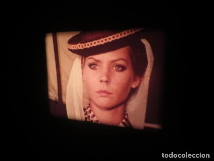 Cine: SANDOKÁN SERIE TV -SUPER 8 MM- 6 x 180 MTS-RETRO-VINTAGE FILM-EXCELLENT-COLOR IMPECABLE - Foto 323 - 189679777