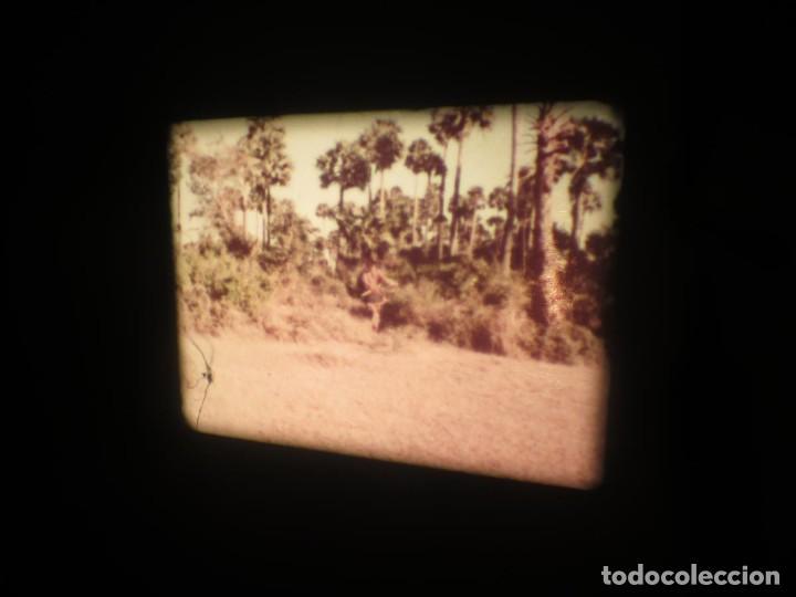 Cine: SANDOKÁN SERIE TV -SUPER 8 MM- 6 x 180 MTS-RETRO-VINTAGE FILM-EXCELLENT-COLOR IMPECABLE - Foto 324 - 189679777