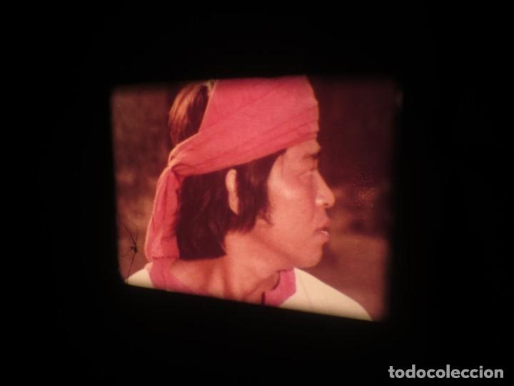 Cine: SANDOKÁN SERIE TV -SUPER 8 MM- 6 x 180 MTS-RETRO-VINTAGE FILM-EXCELLENT-COLOR IMPECABLE - Foto 326 - 189679777