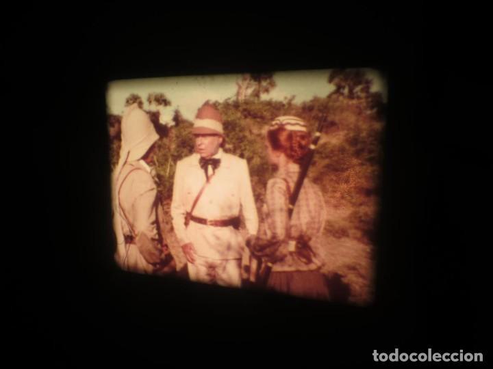 Cine: SANDOKÁN SERIE TV -SUPER 8 MM- 6 x 180 MTS-RETRO-VINTAGE FILM-EXCELLENT-COLOR IMPECABLE - Foto 327 - 189679777